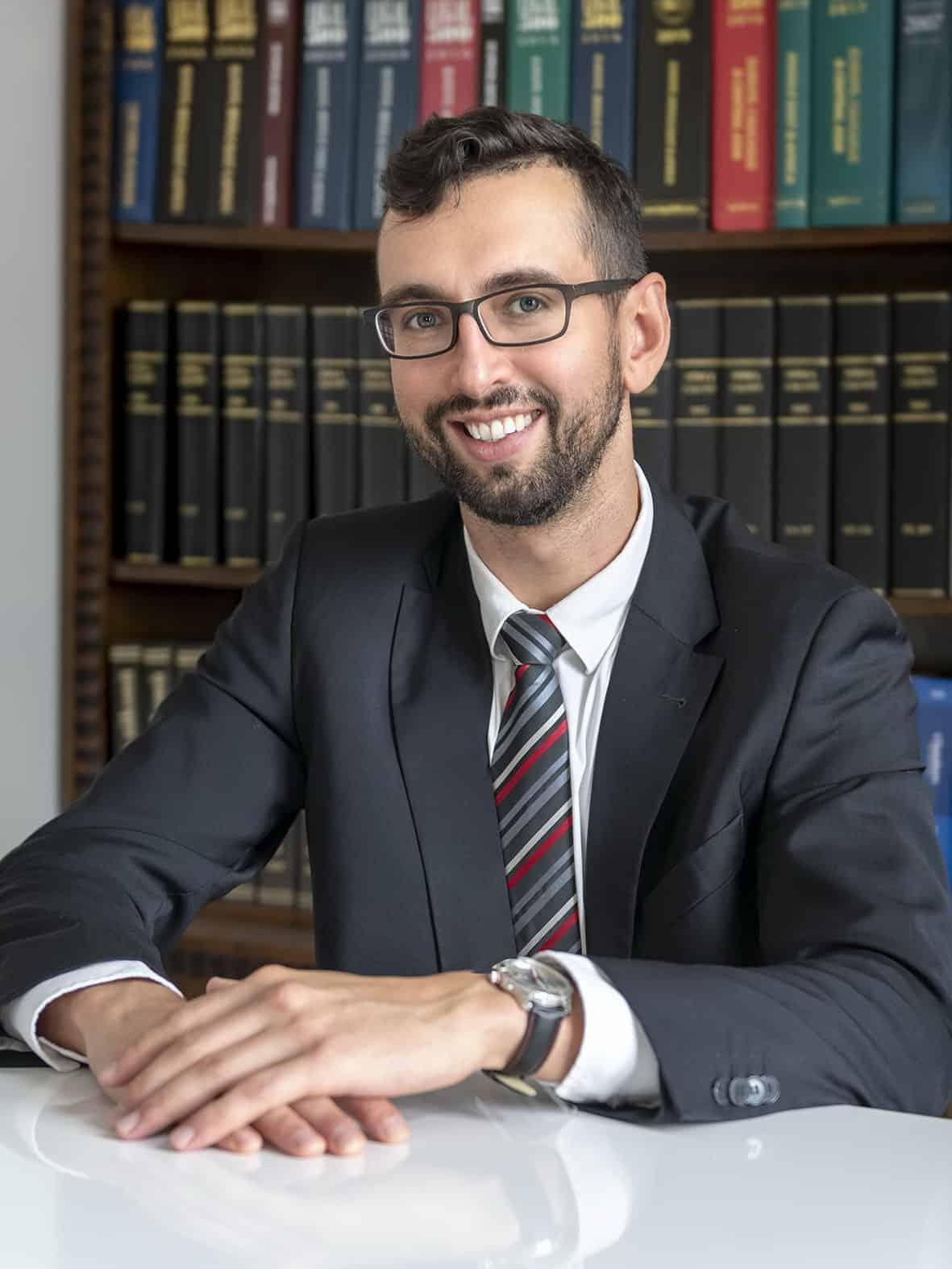 Mgr. Michal Marinov