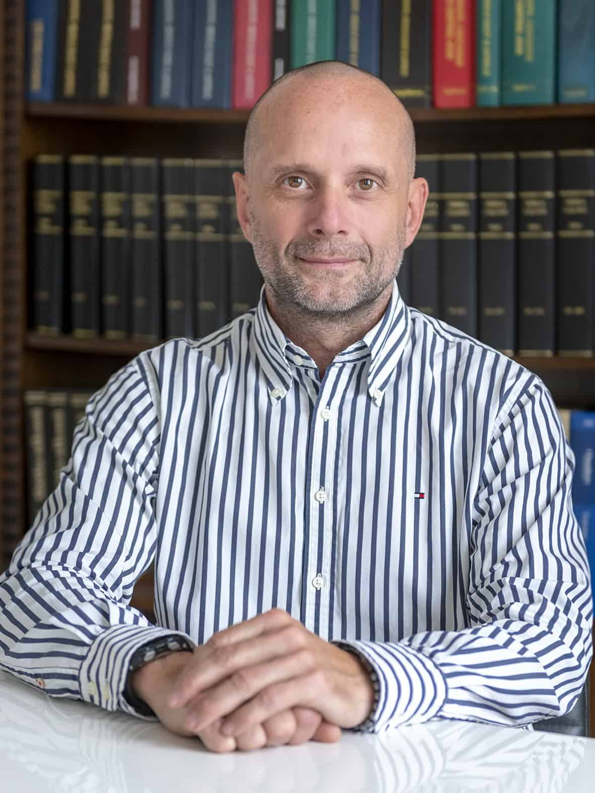 JUDr. Pavel Šafář